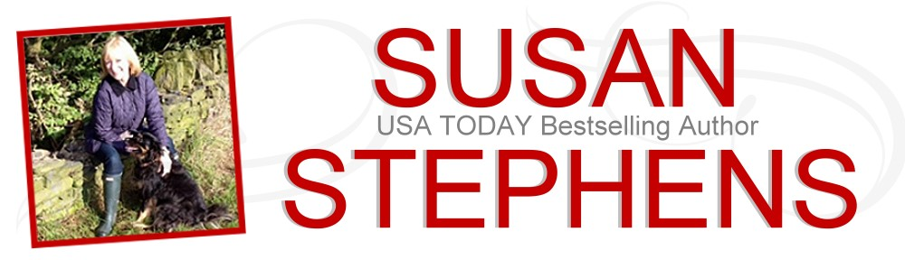 USA Today Bestselling Author Susan Stephens' Blog