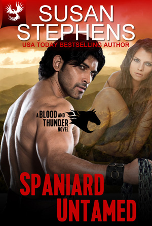 susan stephens's spaniard untamed